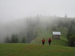 Bucovina Ridge Hike