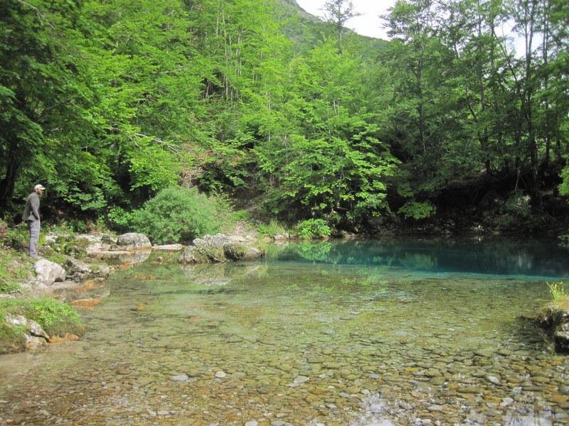 Blue Eye Ropojana Valley