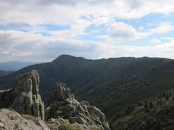 Ridge, Gutai Mountain