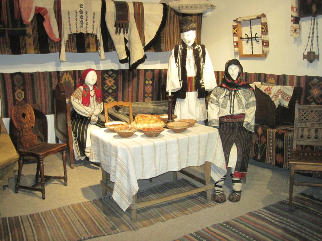 Ethnographic Museum Gura Humorului