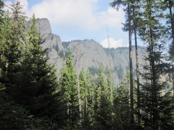 Ceahlau Ridge