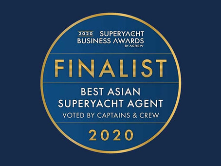 acrewyachting Superyacht Business Awards