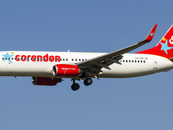 Corendon flights from Amsterdam and Maastricht from April 2018