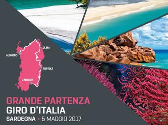 Il Giro d'Italia 2017 parte da Alghero