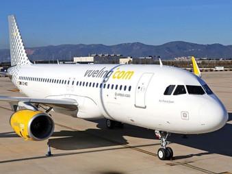 Vueling flights from Barcelona