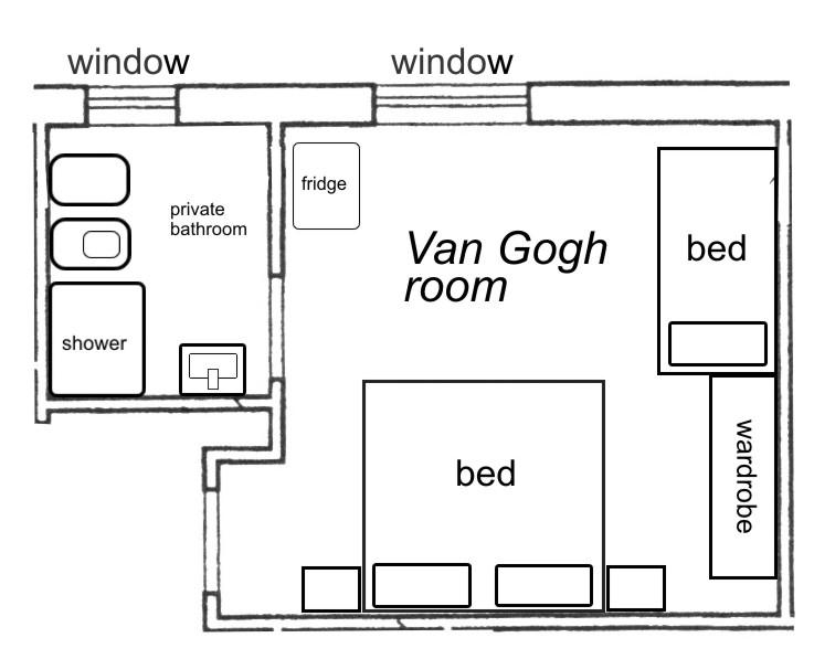 Van Gogh mappa