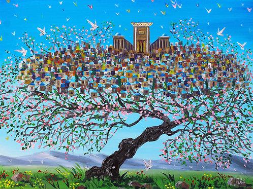 The Tree of Jerusalem