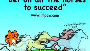 Oct 27, 2019 Bet on all the horses to succeed