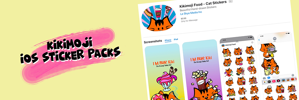 impaw ios sticker pack banners.png