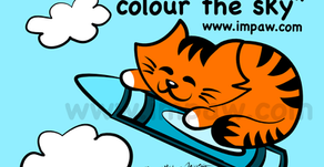Dec 23, 2019 Blue crayon to colour the sky