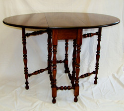 After...Gate Leg Table