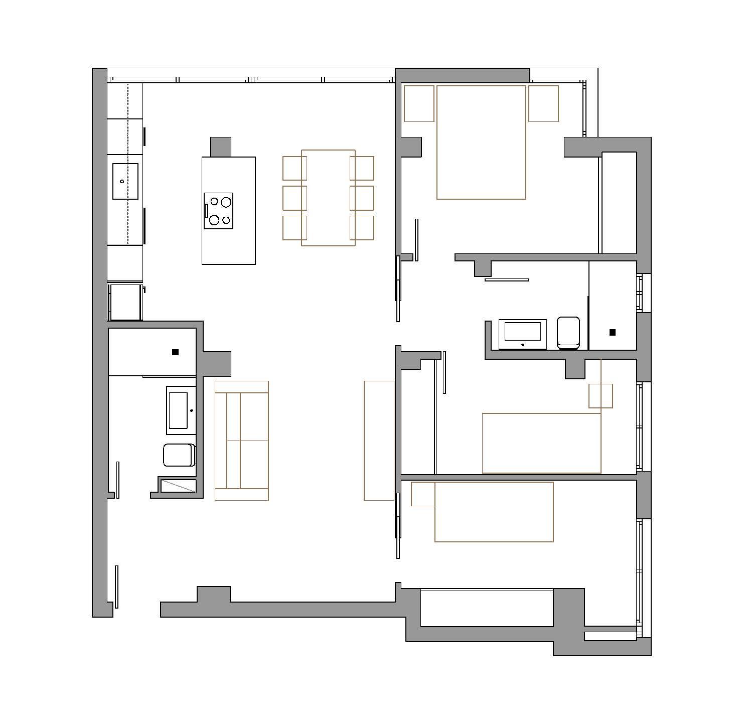 15- Apartamento El Puig