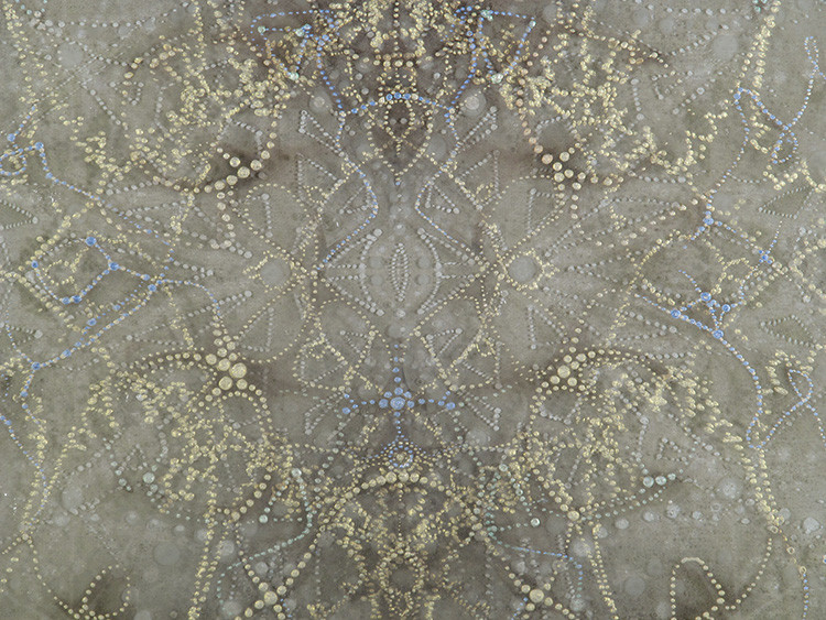 Akasha 3, 2012 • Detail