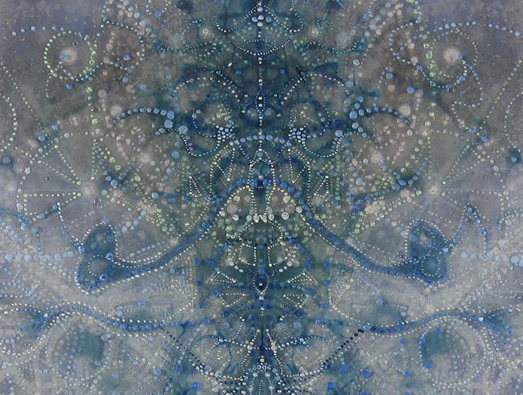 Akasha 2, 2012 • Detail