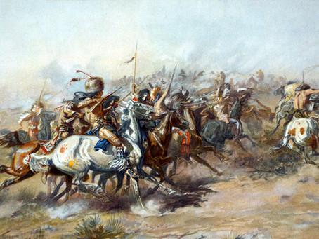 John Stuart Stuart-Forbes and the Battle of Little Bighorn