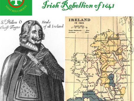 Alexander, 10th Lord Forbes, and the Irish Rebellion of 1641