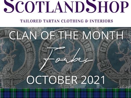 ScotlandShop: Focus on Forbes