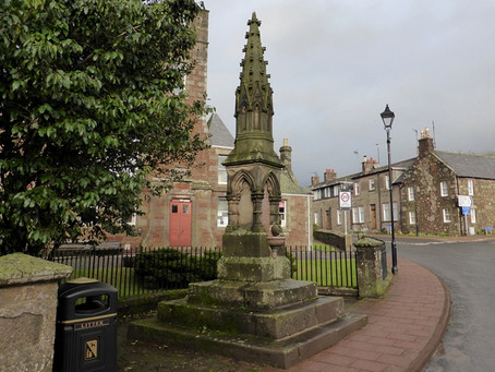 Forbes Memorial Fountain of Fettercairn