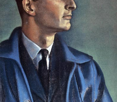 WWII RAF Ace Pilot Athol Stanhope Forbes
