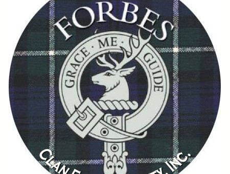Welcome to Clan Forbes Society, Inc.!