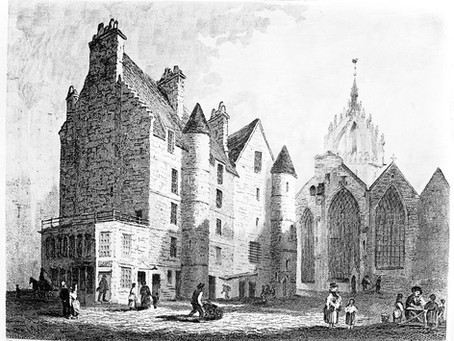 Tumult at the Tolbooth:  The Attempted Coup of 1596