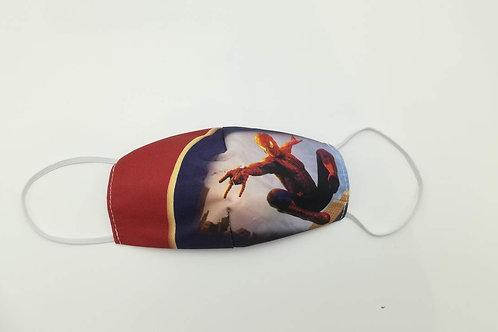Μάσκα προστασίας προσώπου παιδικη Spiderman