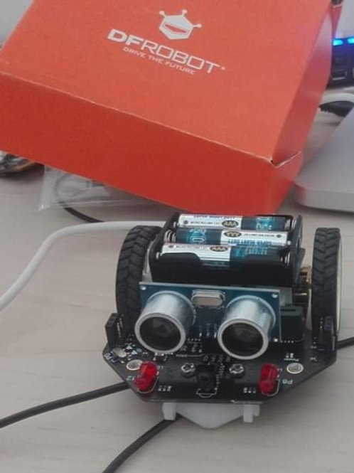 Maqueen Robot Car