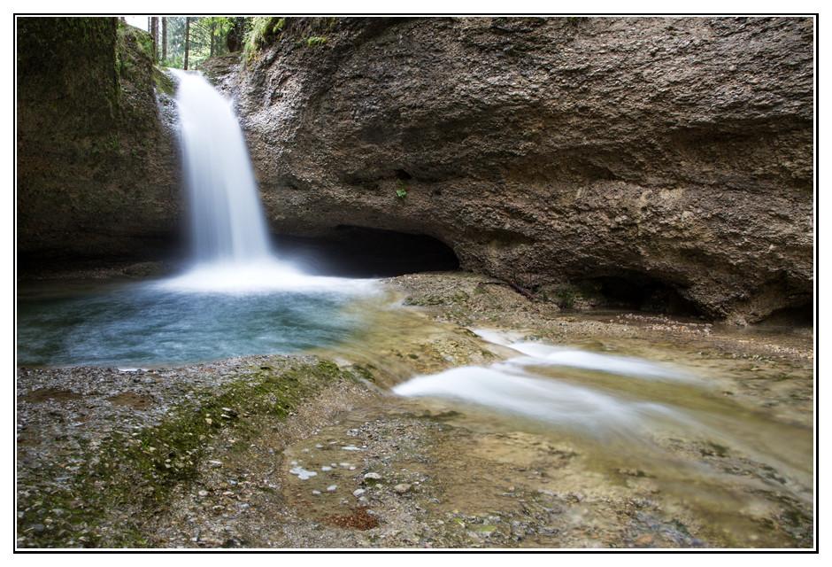 Buri Wasserfall