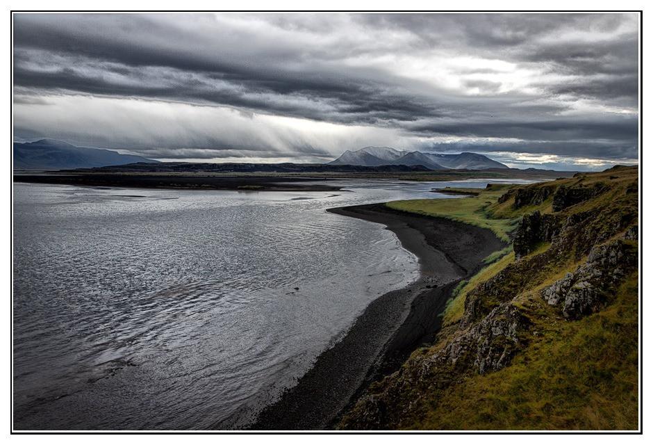 Küste Iceland