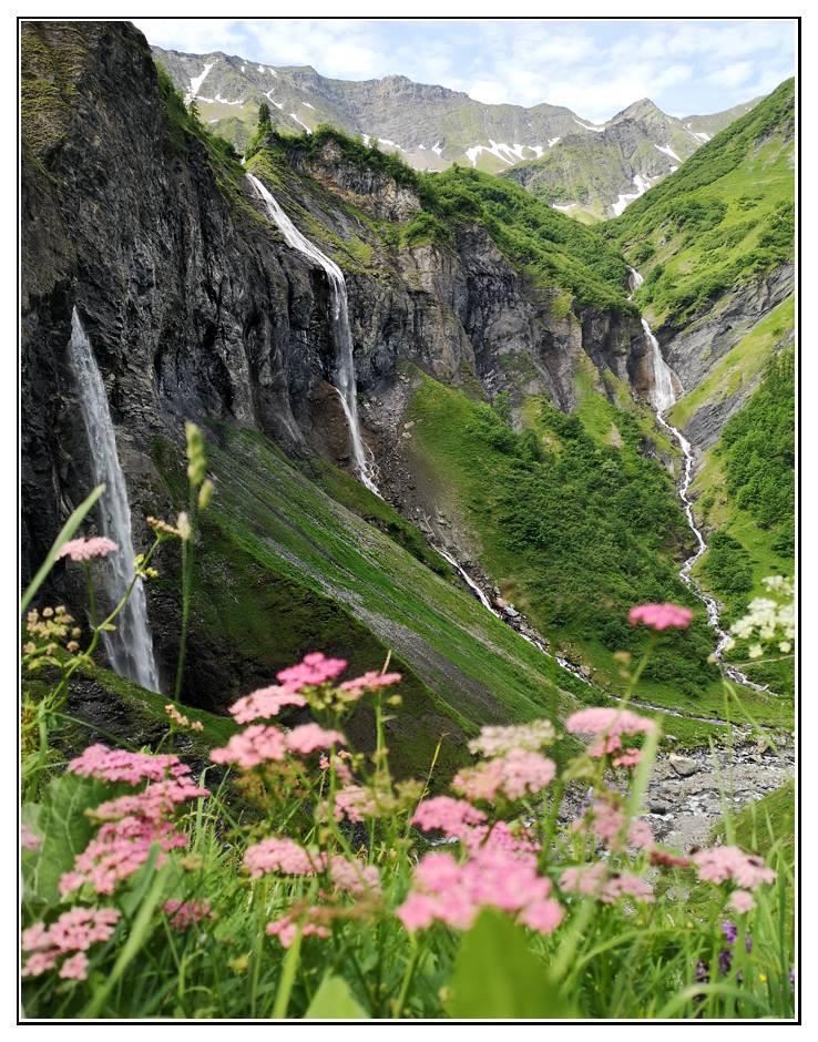 Wasserfallarena Batöni