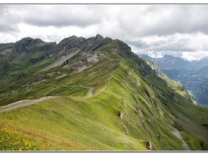 Ein Wochenende im Berner Oberland