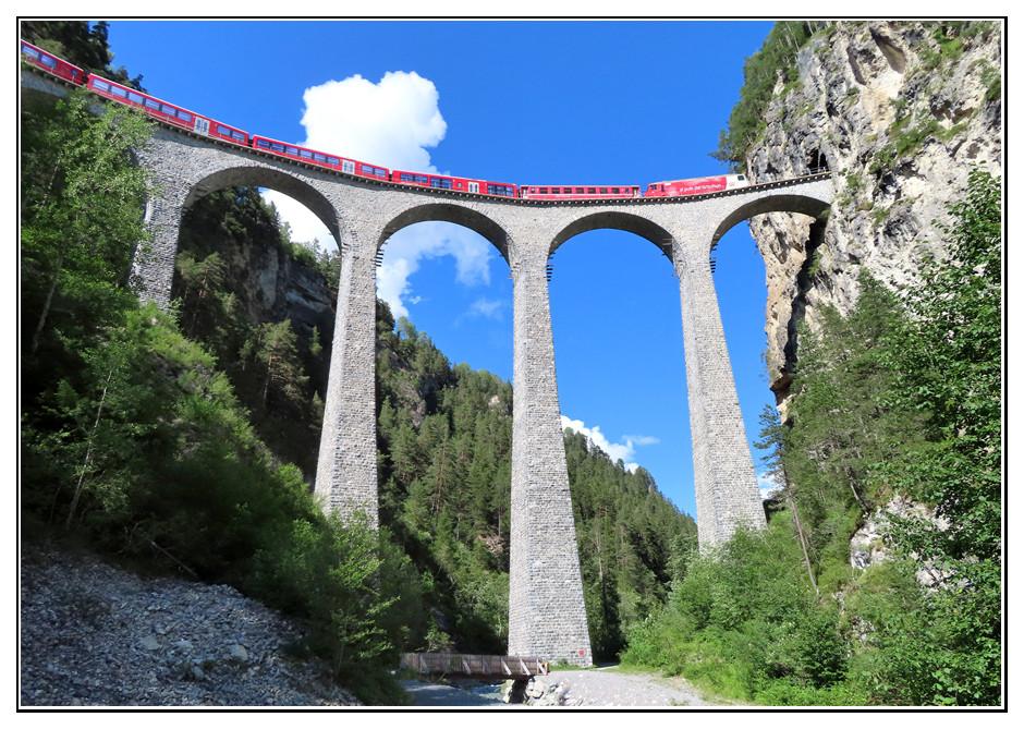 Landwasser-Viadukt