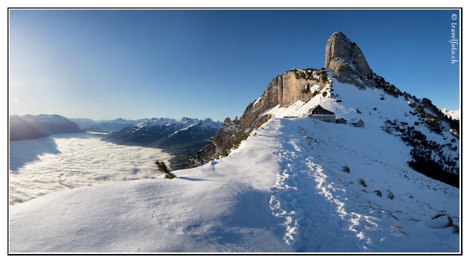 Staubern im Alpstein