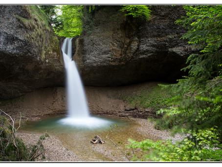 Wasserfälle im Tösstal