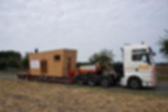 Tiny House Transport