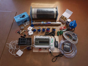 Miraculous Das Showerloop Puzzle Im Tiny House Wiring Digital Resources Counpmognl