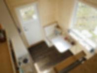 Tiny House interior by Dreamwood