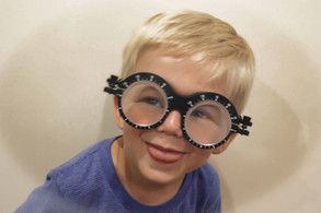 Vision Therapy prism glasses vergence activity