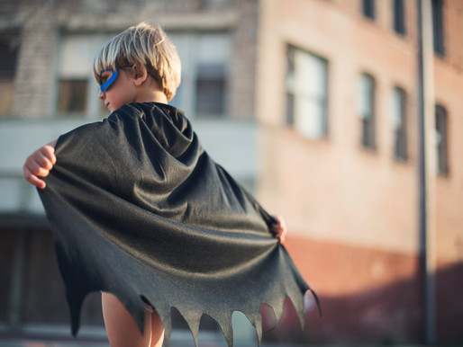 Our God-Given Superpower: Imagination