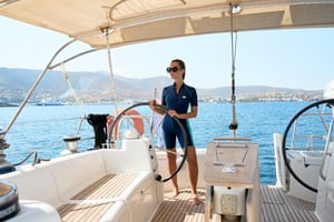 Be the Captain of Your Soul: Steer Your Own Ship