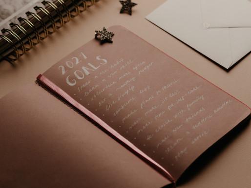 Reset 2021: 3 Ways to Goal Up
