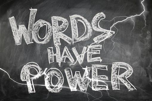 Words: Speak Life or Death