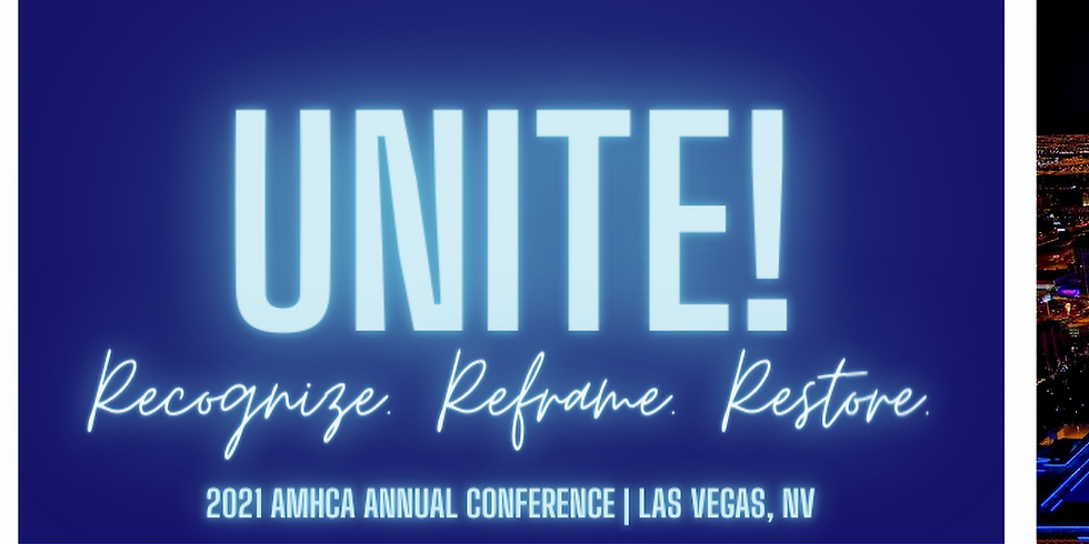 2021 AMHCA National Conference