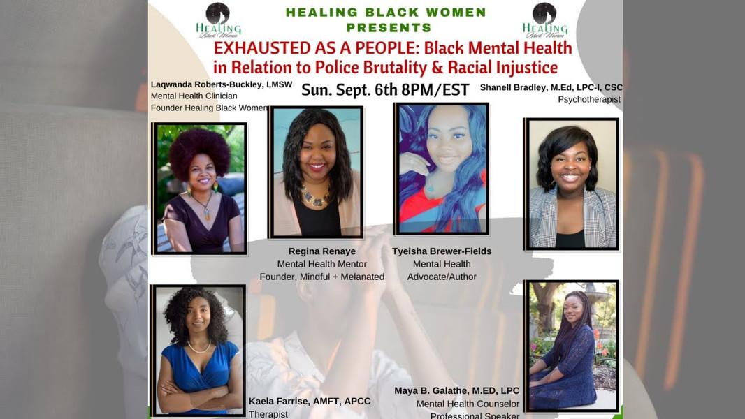 HealingBlackWomen.com Vlogcast