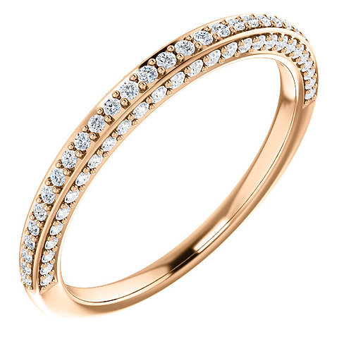 Diamond Anniversary Stackable