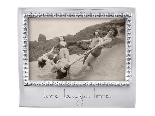 'Live Laugh Love' frame