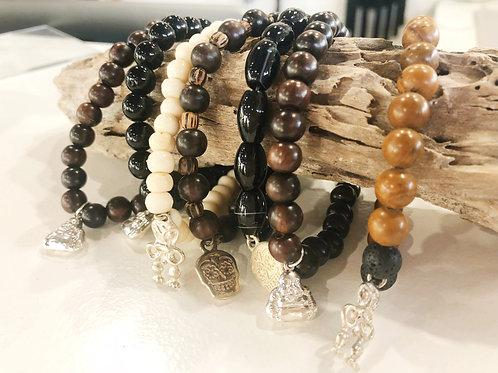 Men's Charm Bracelets