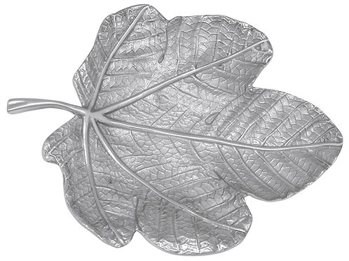Mariposa Fall Small Leaf Server