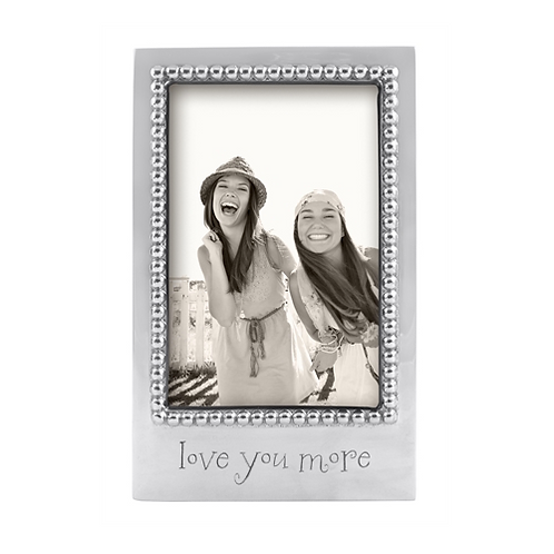 'love you more' frame