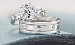 Wedding & Engagement Rings Luckette